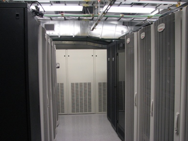Inside the Columbus Data Center